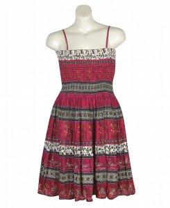 Port Wine Dress
